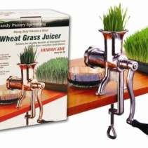 Stainless Steel Wheatgrass Juicer – 2 of the Best…