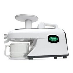 green star 5000 triturating juicer