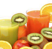 Preparing Fruits & Veggies for Juicing